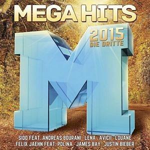 Audio CD »Diverse: Megahits 2015-Die Dritte«