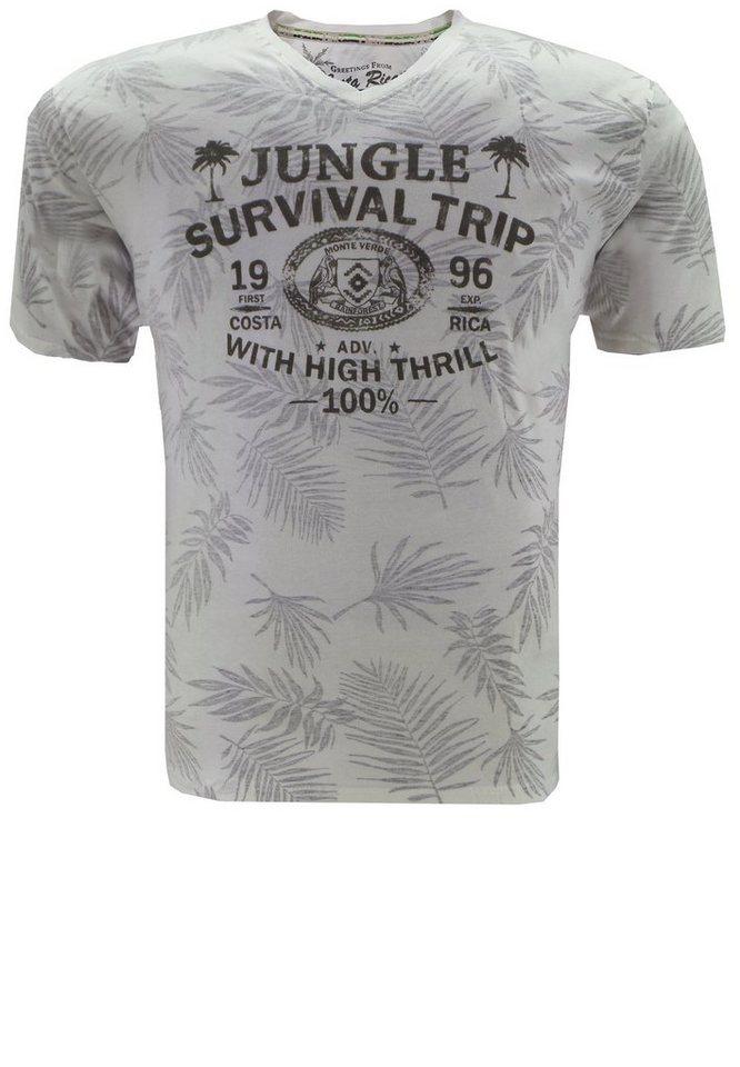 kitaro T-Shirt in Off White