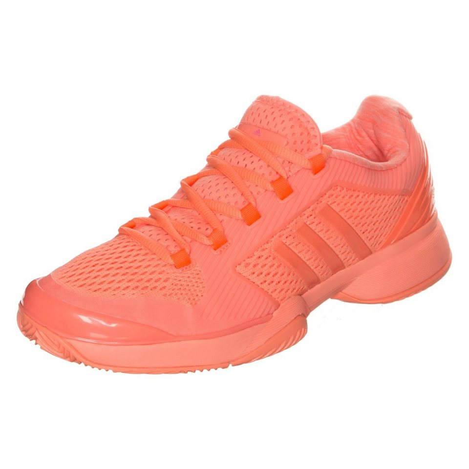 adidas Performance Stella McCartney Barricade 2016 Tennisschuh Damen in neonrosa