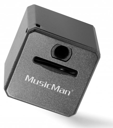Technaxx MP3-Player »MusicMan Mini Style MP3 Player TX-52 schwarz«