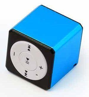 Technaxx MP3-Player »MusicMan Mini Style MP3 Player TX-52 blau«