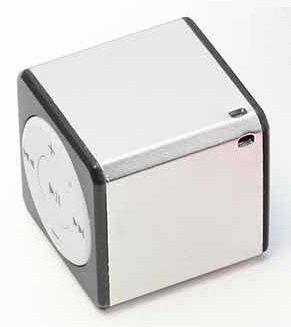 Technaxx MP3-Player »MusicMan Mini Style MP3 Player TX-52 silber«
