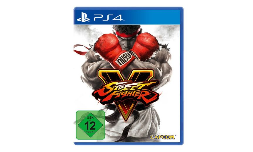 Capcom Playstation 4 - Spiel »Street Fighter V«