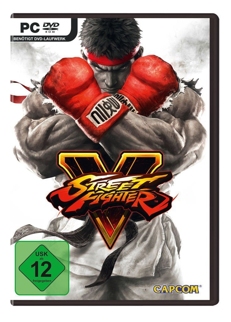 Capcom PC - Spiel »Street Fighter V«