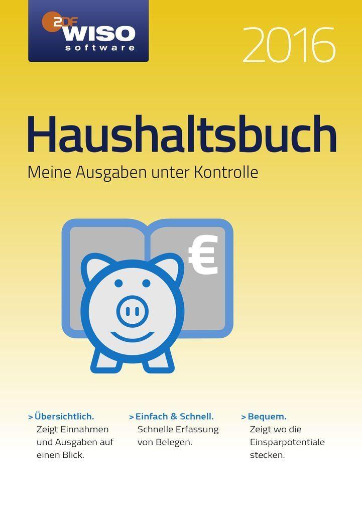 Buhl Data Software »WISO Haushaltsbuch 2016«