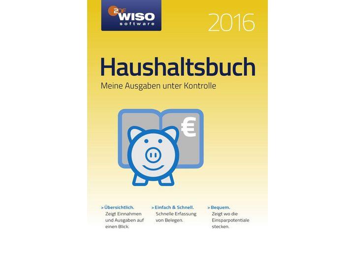 Buhl Data PC - Spiel »WISO Haushaltsbuch 2016«