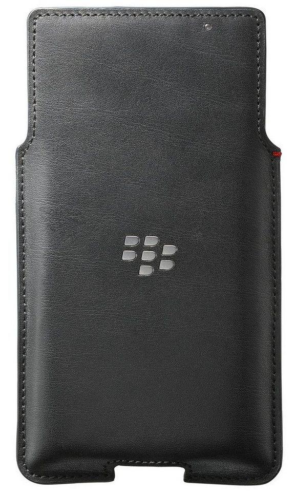 BlackBerry Handytasche »Ledertasche für Priv« in Schwarz