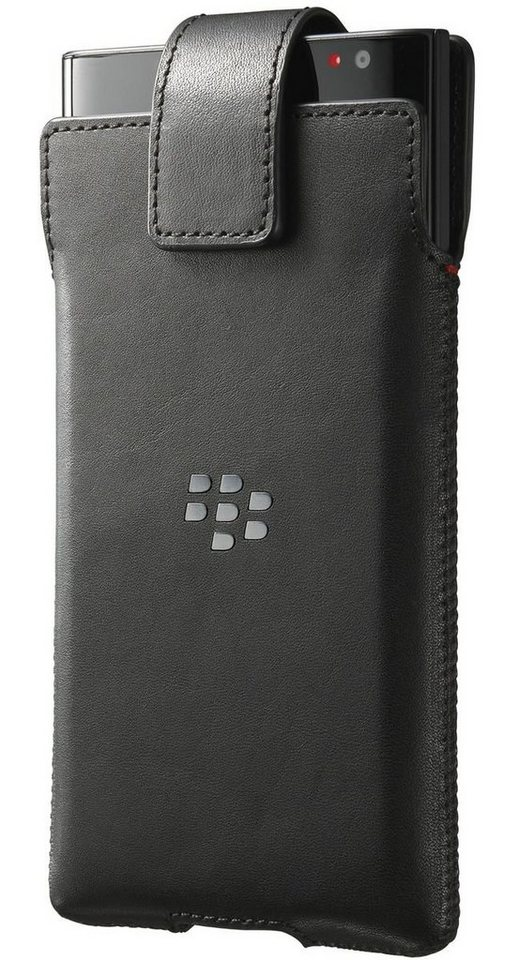 BlackBerry Handytasche »Leather Swivel Holster für Priv« in Schwarz