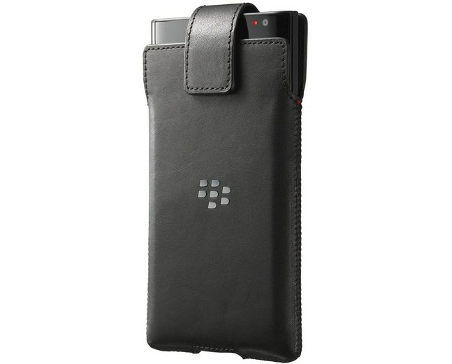BlackBerry Handytasche »Leather Swivel Holster für Priv«
