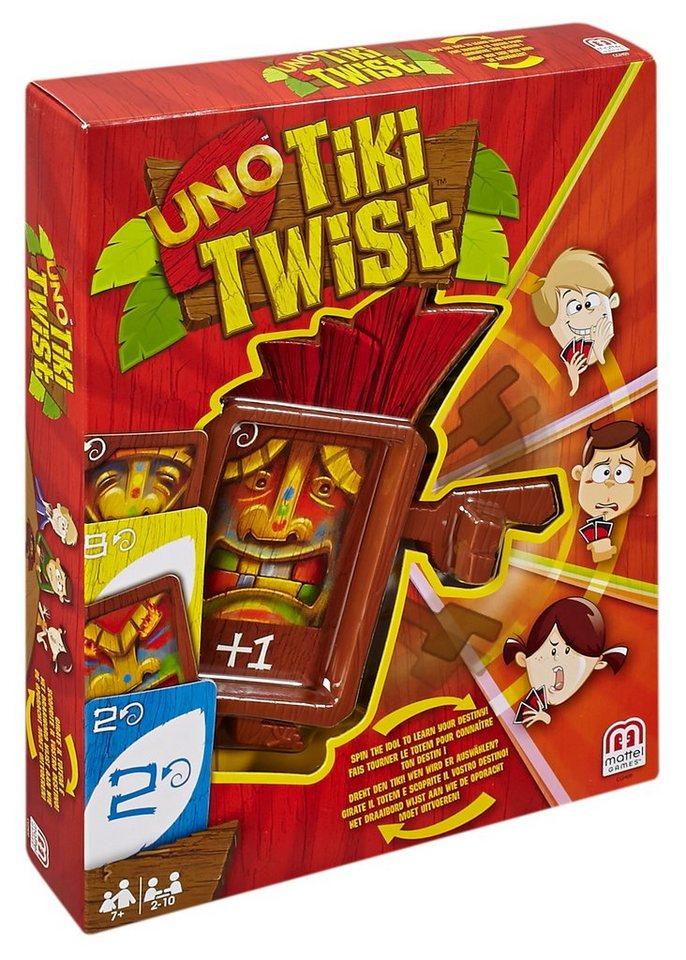 Mattel, Kartenspiel, »Mattel Games - UNO Tiki Twist«