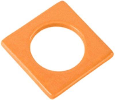 CULTDESIGN Cult Design Manschette für Teelichthalter orange in orange