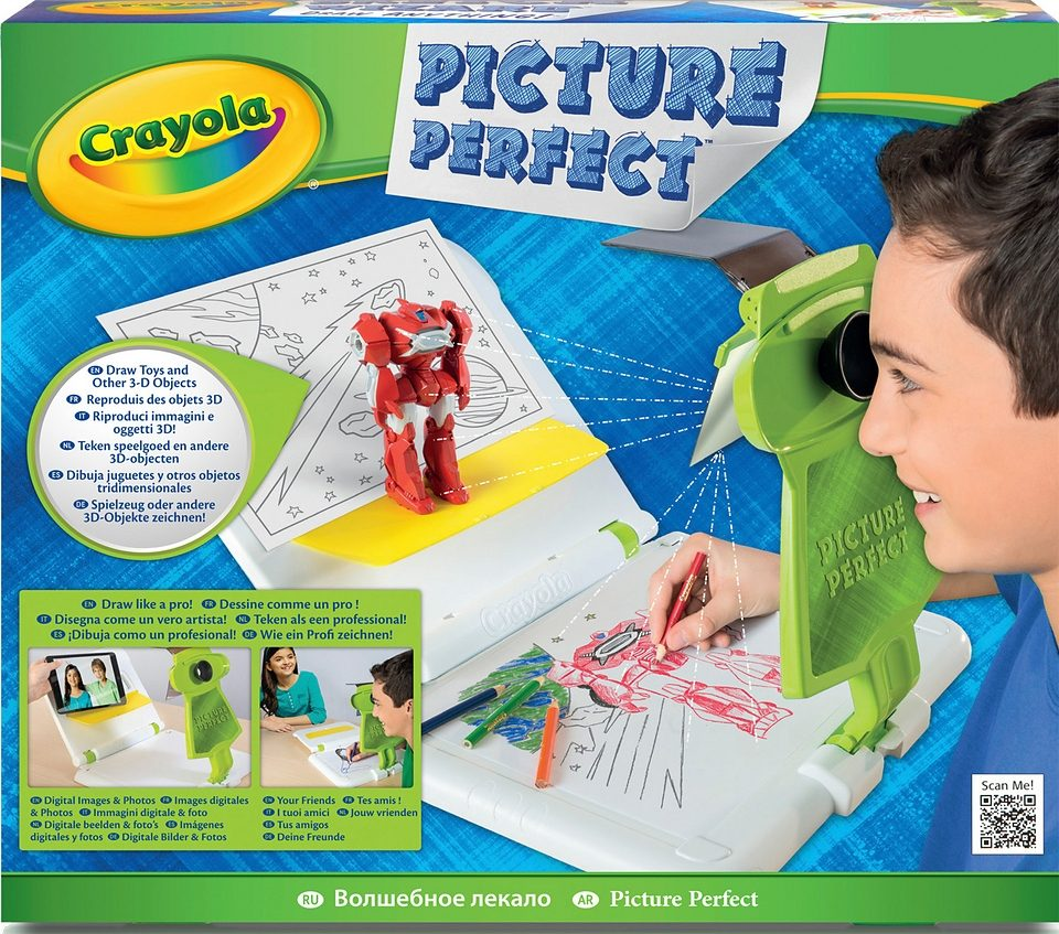 Crayola Malset, »Picture Perfect«