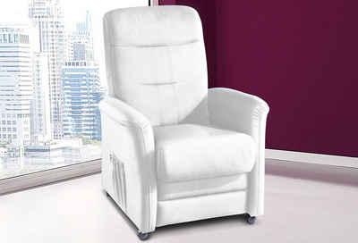 sit&more TV-Sessel »Charlie«, wahlweise mit Motor und Aufstehhilfe