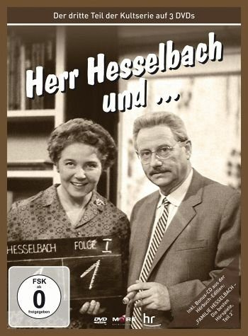 DVD »Herr Hesselbach und ... (3 Discs + Audio-CD)«
