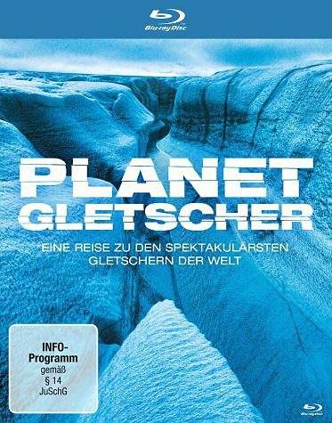 Blu-ray »Planet Gletscher - Eine Reise zu den...«
