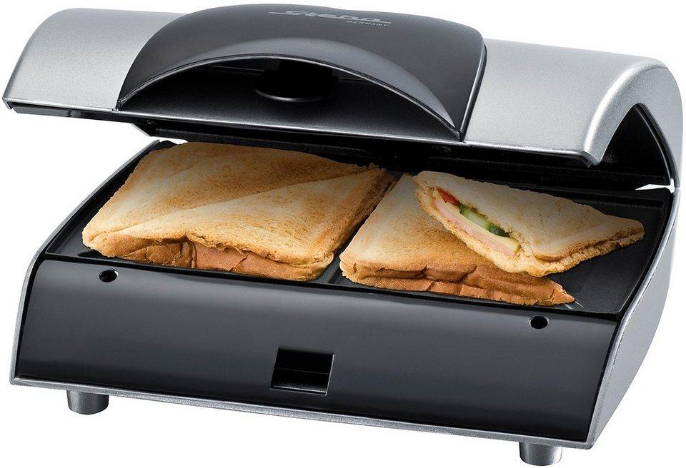 steba sandwichmaker sg 20 700 watt f r big american toast online kaufen otto. Black Bedroom Furniture Sets. Home Design Ideas