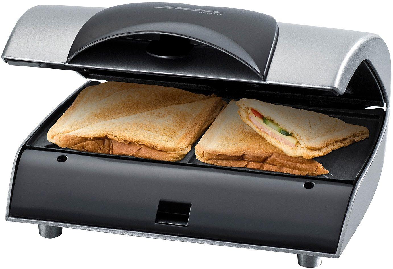 Steba Sandwichmaker SG 20, 700 Watt, für Big American Toast