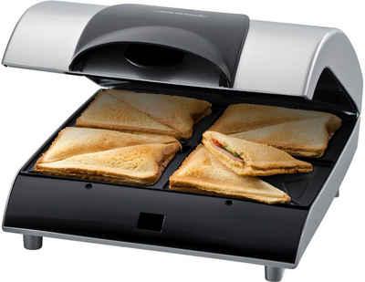 Steba Sandwichmaker SG 40, 1200 W, für Big American Toast