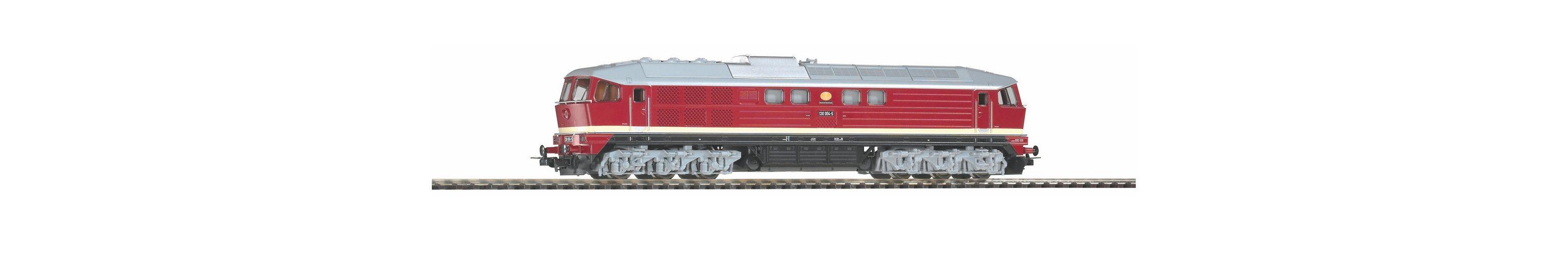 PIKO Diesellok, »Diesellokomotive BR 130, DR - Wechselstrom« Spur H0