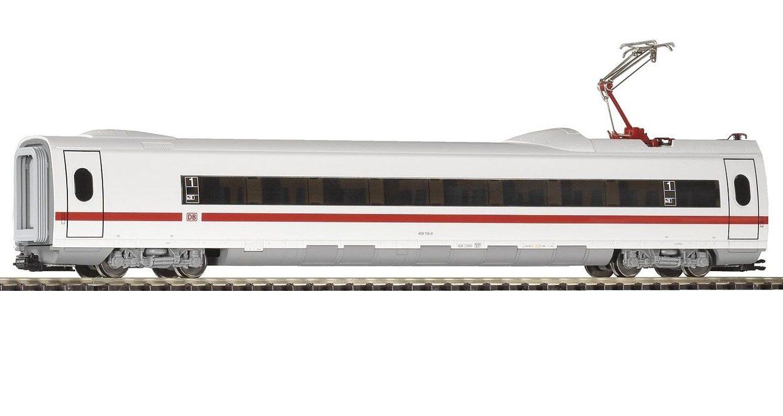 PIKO Personenwagen, »ICE 3 Personenwaggon mit Stromabnehmer, DB AG - Gleichstrom« Spur H0 - broschei