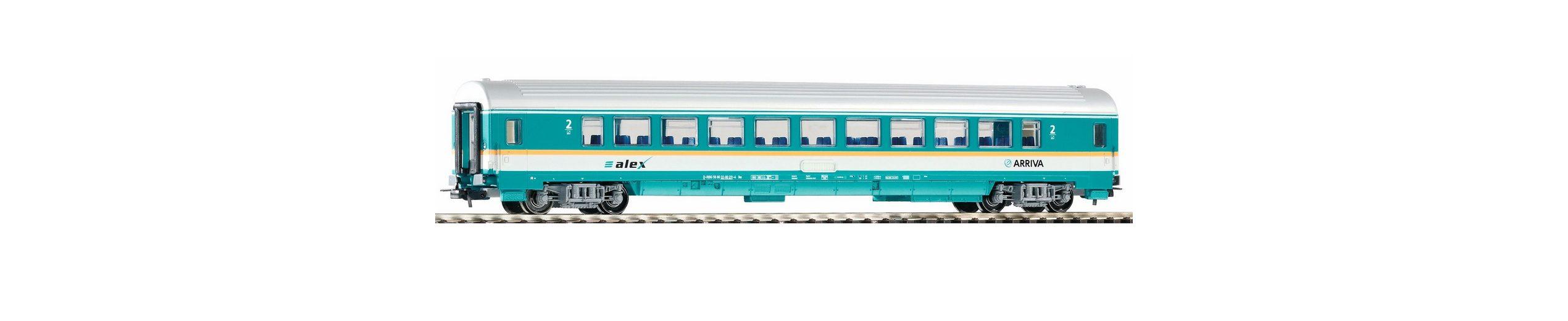 PIKO Personenwagen, »Waggon Arriva 2. Klasse - Gleichstrom« Spur H0