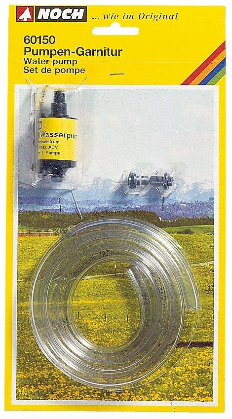 NOCH Modelleisenbahn Zubehör, »Wasserpumpen-Garnitur«