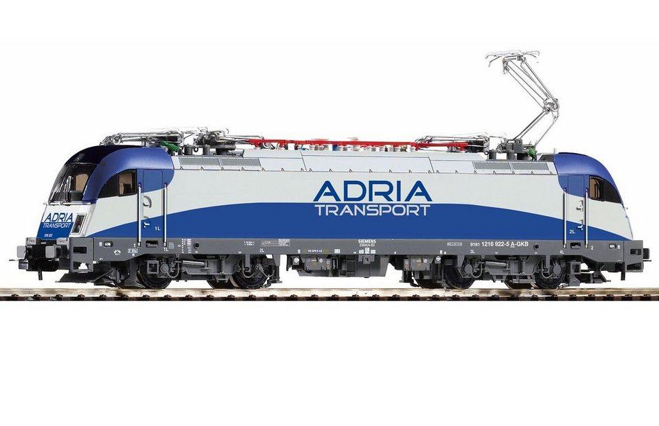 PIKO E-Lok, »Elektrolok Rh 1216 Adria - Gleichstrom« Spur H0 in blau/weiß