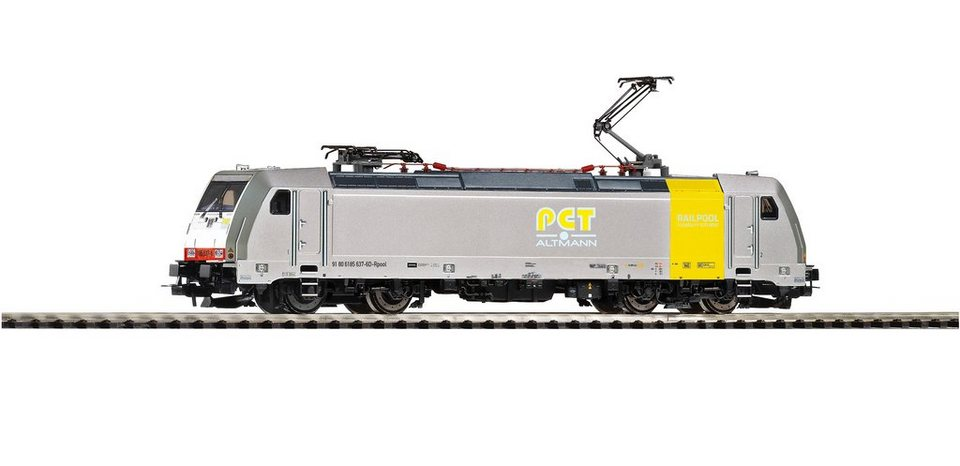PIKO Elektrolok, »E-Lok BR 185.2 PCT Altmann - Wechselstrom« Spur H0