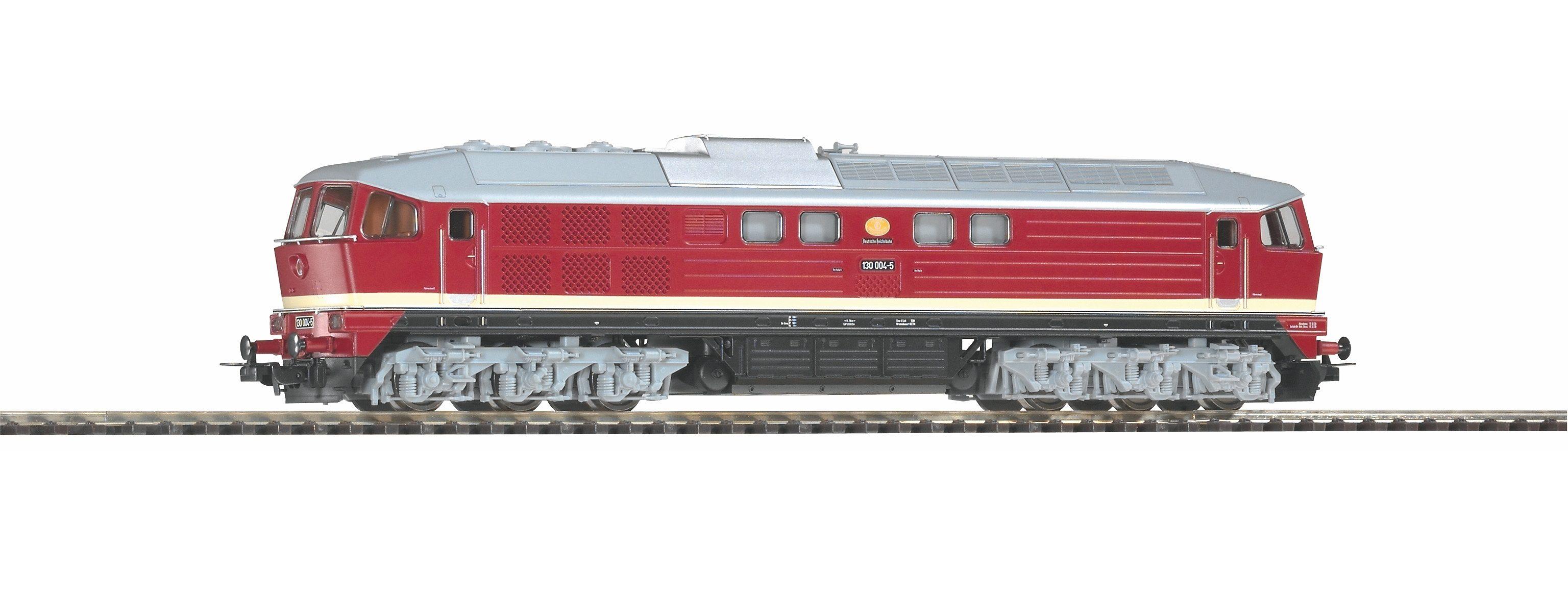 PIKO Diesellok, »Diesellokomotive BR 130, DR - Gleichstrom« Spur H0