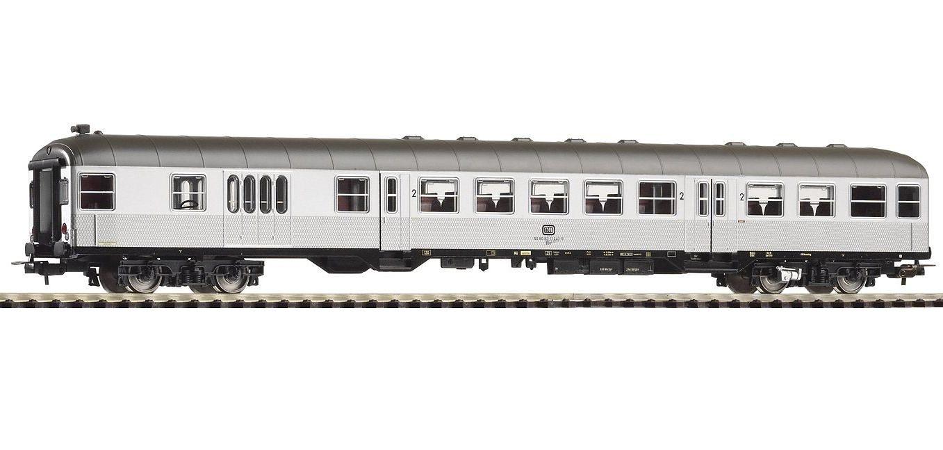 PIKO Personenwagen, »Nahverkehrssteuerwagen 2. Klasse BDn738, DB - Gleichstrom« Spur H0