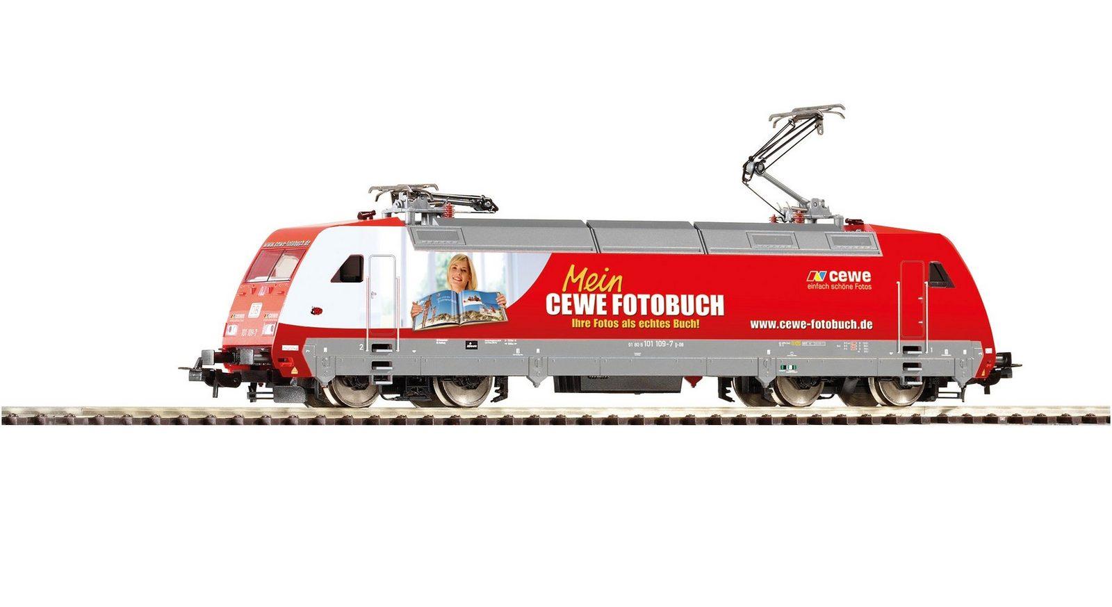 PIKO E-Lok, »E-Lok BR 101 CEWE, DB AG - Wechselstrom« Spur H0 - broschei
