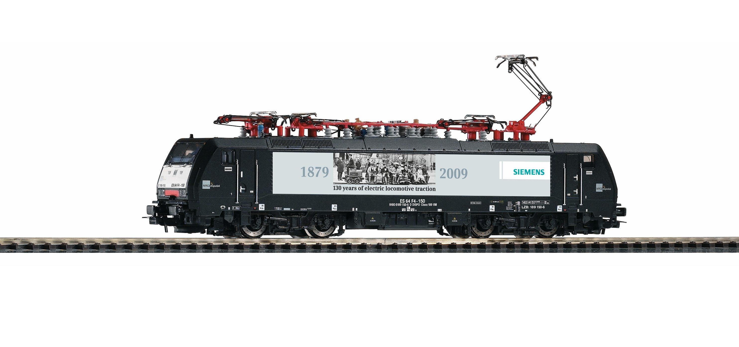 PIKO Elektrolokomotive, »E-Lok BR 189 Siemens - Gleichstrom« Spur H0