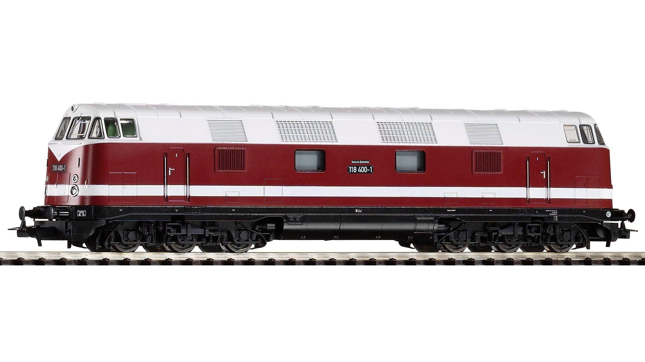 PIKO Diesellok, »Diesellokomotive BR 118.4 6-achsig, BR - Wechselstrom« Spur H0