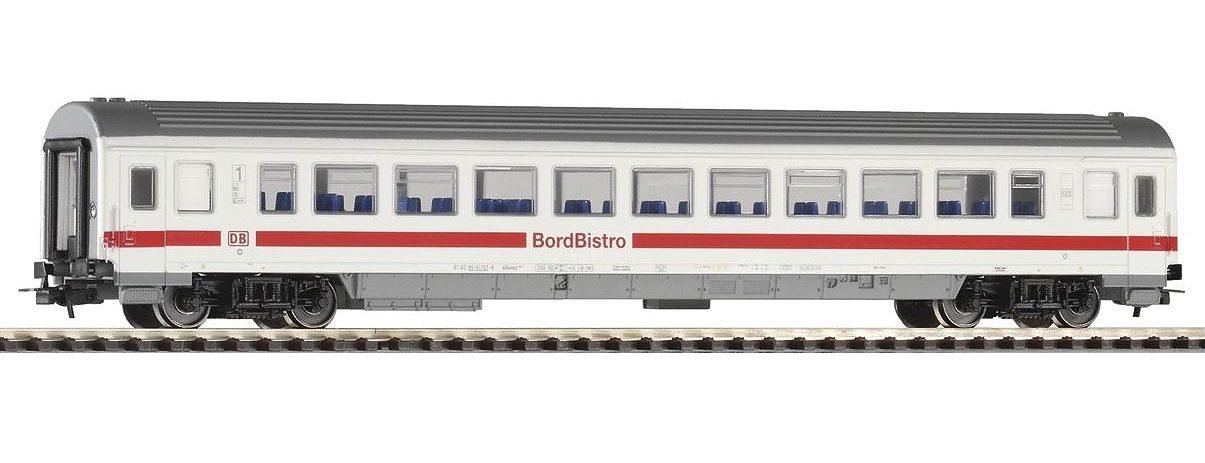 PIKO Personenwagen, »IC Personenwagen Bordbistro, DB AG - Gleichstrom« Spur H0