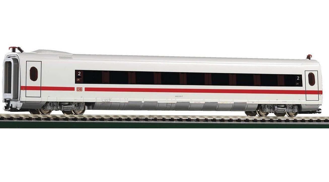 PIKO Personenwagen, »ICE 3 ohne Stromabnehmer, DG AG - Gleichstrom« Spur H0 - broschei