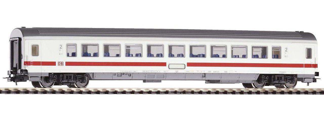 PIKO Personenwagen, »IC Großraumwagen 2. Klasse, DB AG - Gleichstrom« Spur H0
