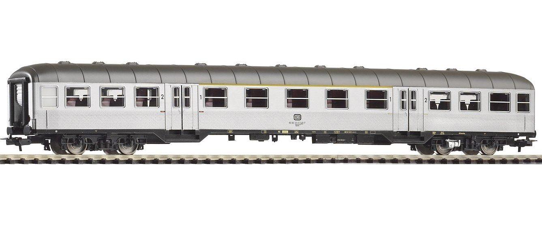 PIKO Personenwagen, »Nahverkehrswagen 1./2.Klasse ABnrb704, Silberling, DB - Gleichstrom« Spur H0