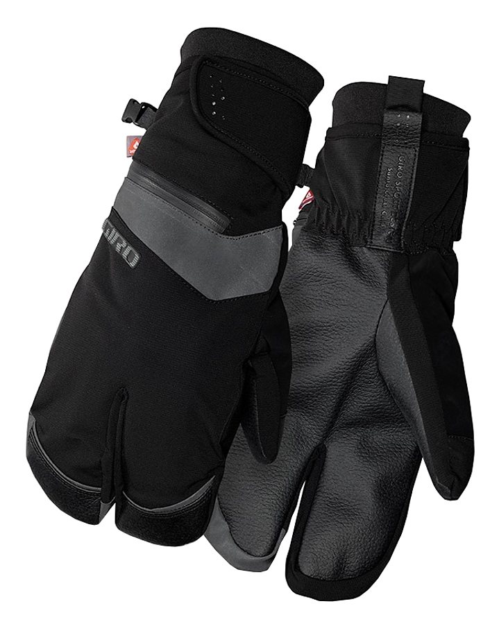 Giro Fahrrad Handschuhe »Proof 100 Gloves« in schwarz