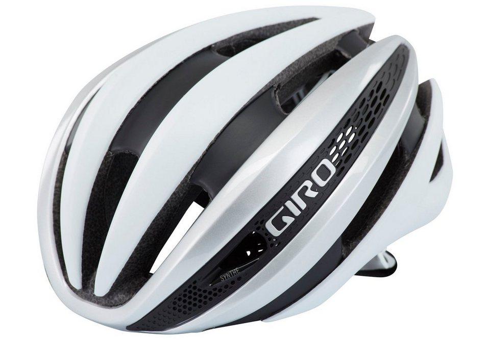 Giro Fahrradhelm »Synthe Helmet« in weiß