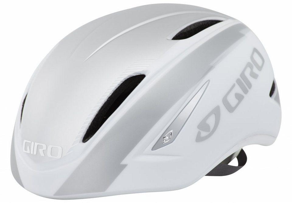 Giro Fahrradhelm »Air Attack Helmet« in silber