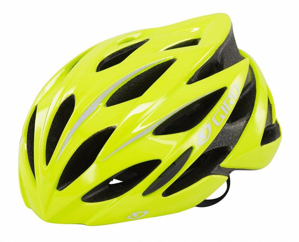 Giro Fahrradhelm »Savant Helmet« in gelb
