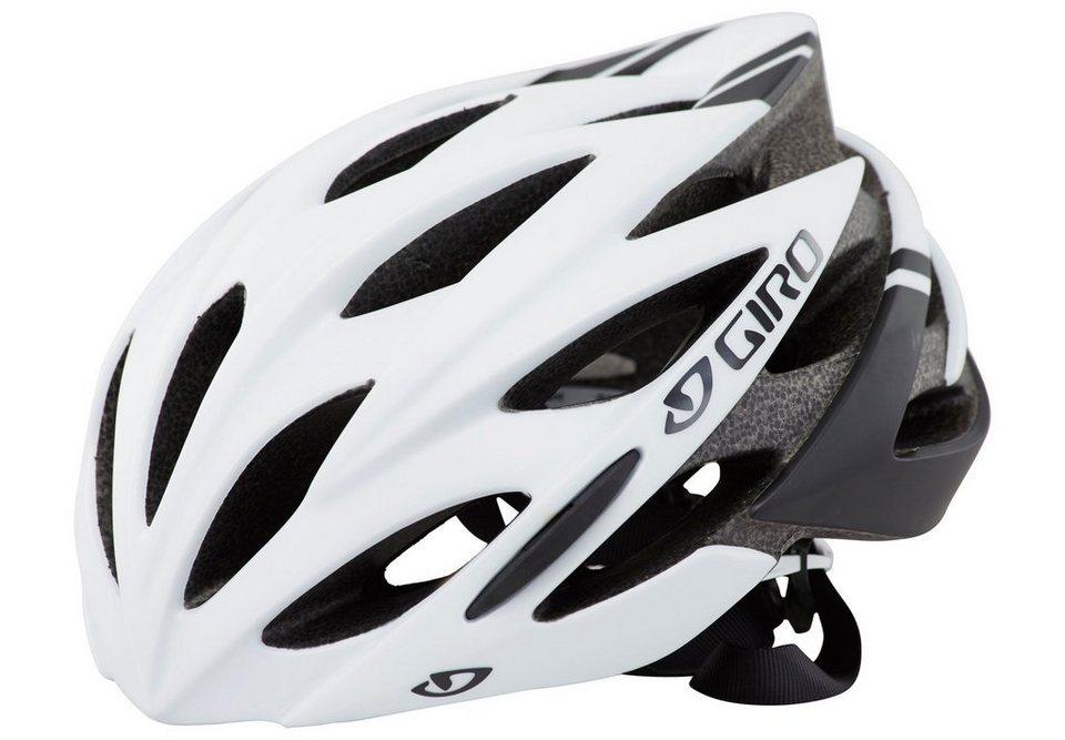 Giro Fahrradhelm »Savant Helmet« in weiß