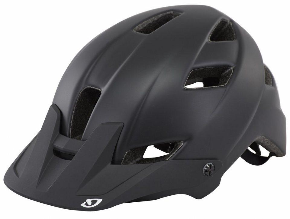 Giro Fahrradhelm »Feature Helmet« in schwarz