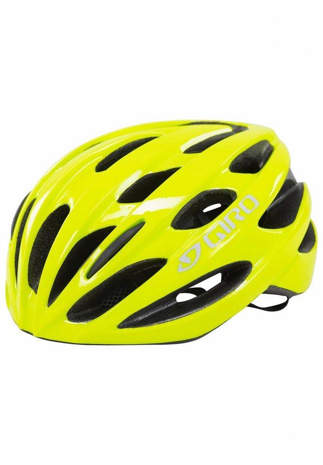 Giro Fahrradhelm »Trinity Helmet unisize« in gelb