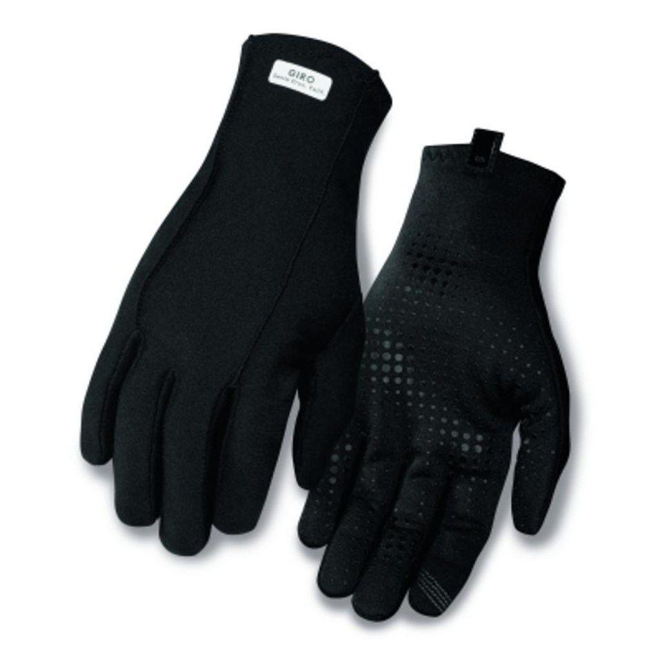 Giro Fahrrad Handschuhe »Westerly Wool Gloves« in schwarz