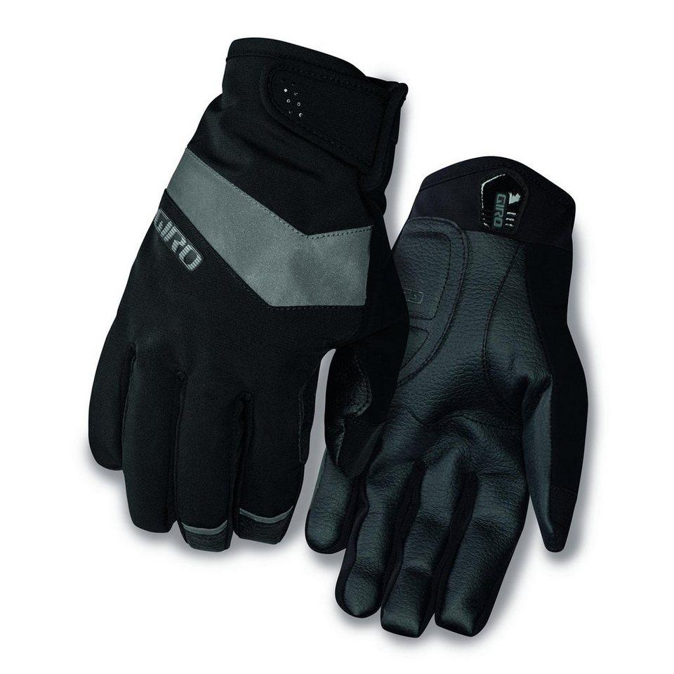 Giro Fahrrad Handschuhe »Pivot Gloves« in schwarz