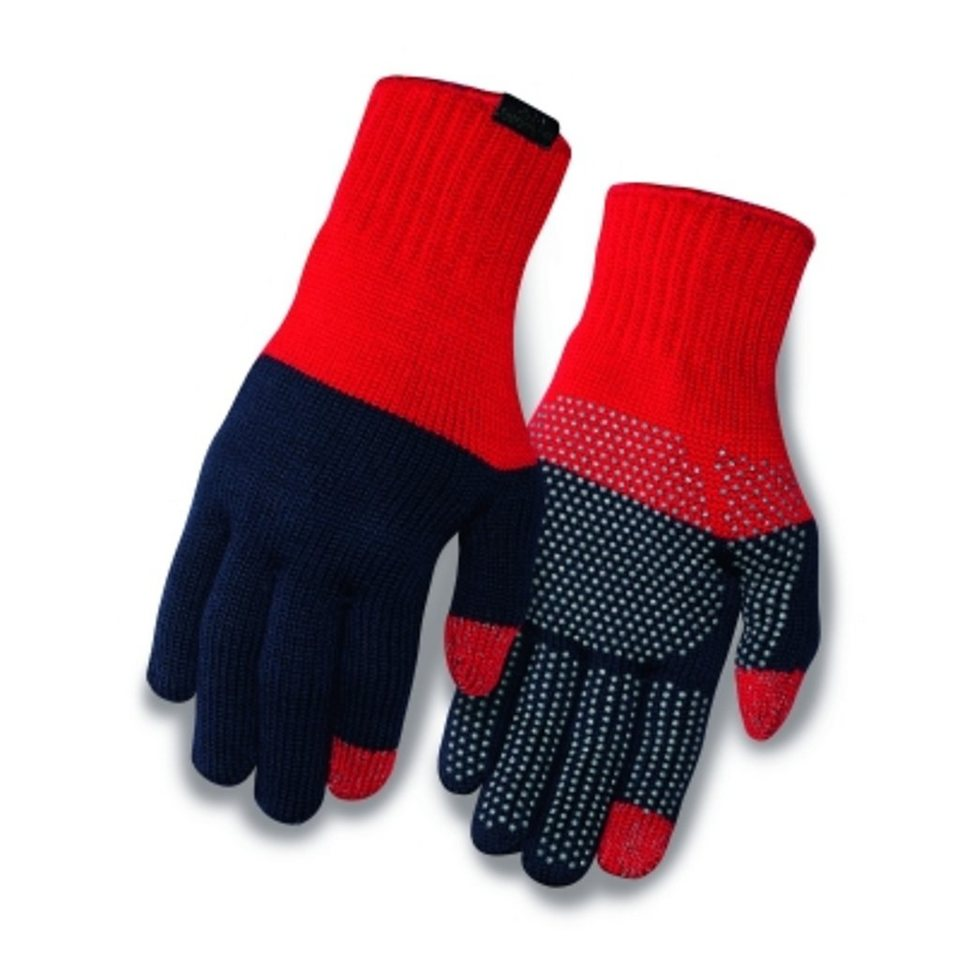 Giro Fahrrad Handschuhe »Merino Wool Gloves« in rot