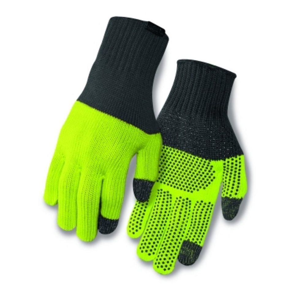 Giro Fahrrad Handschuhe »Merino Wool Gloves« in gelb