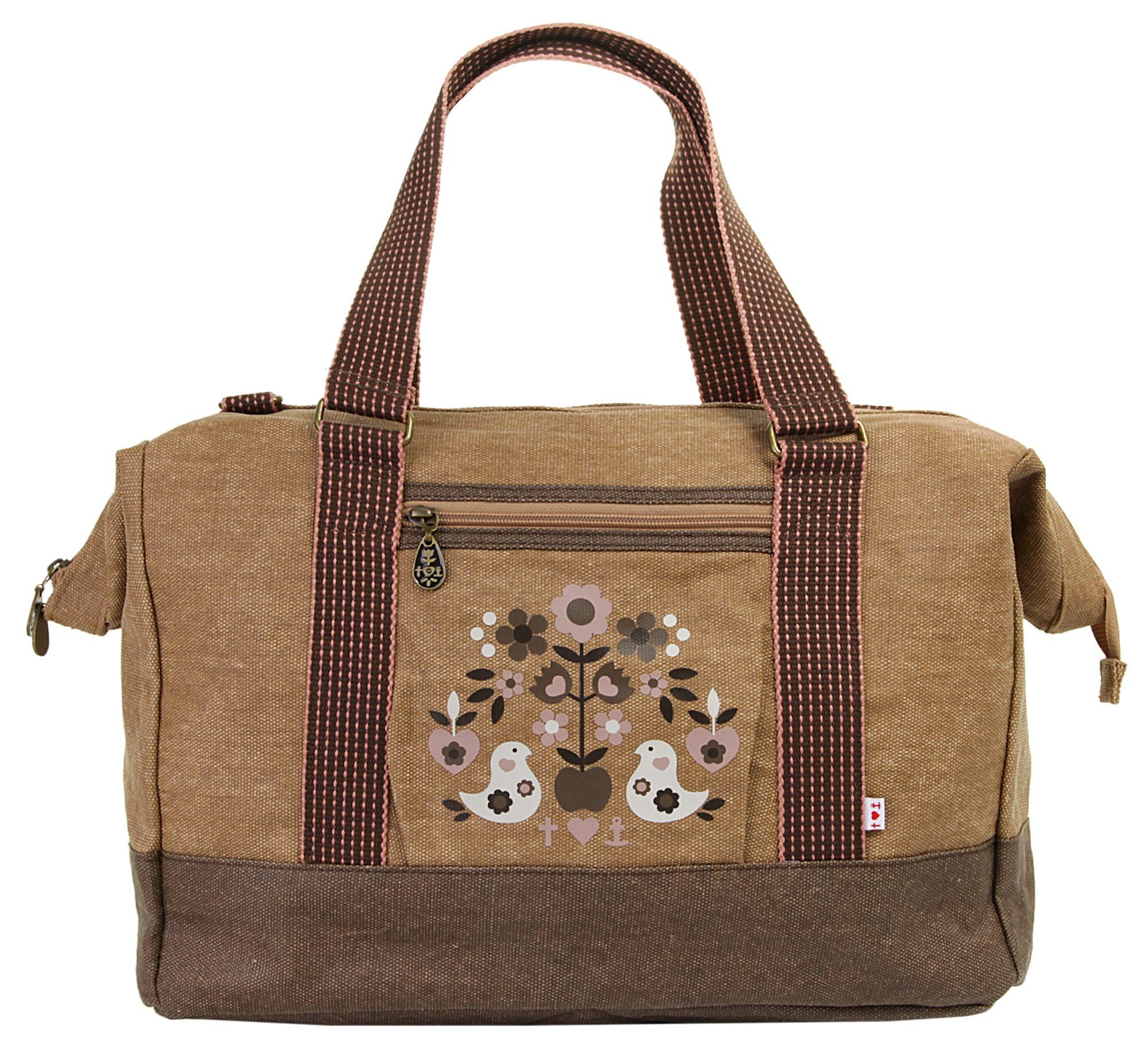 blutsgeschwister Damen Reisetasche »crown princess suitcase«