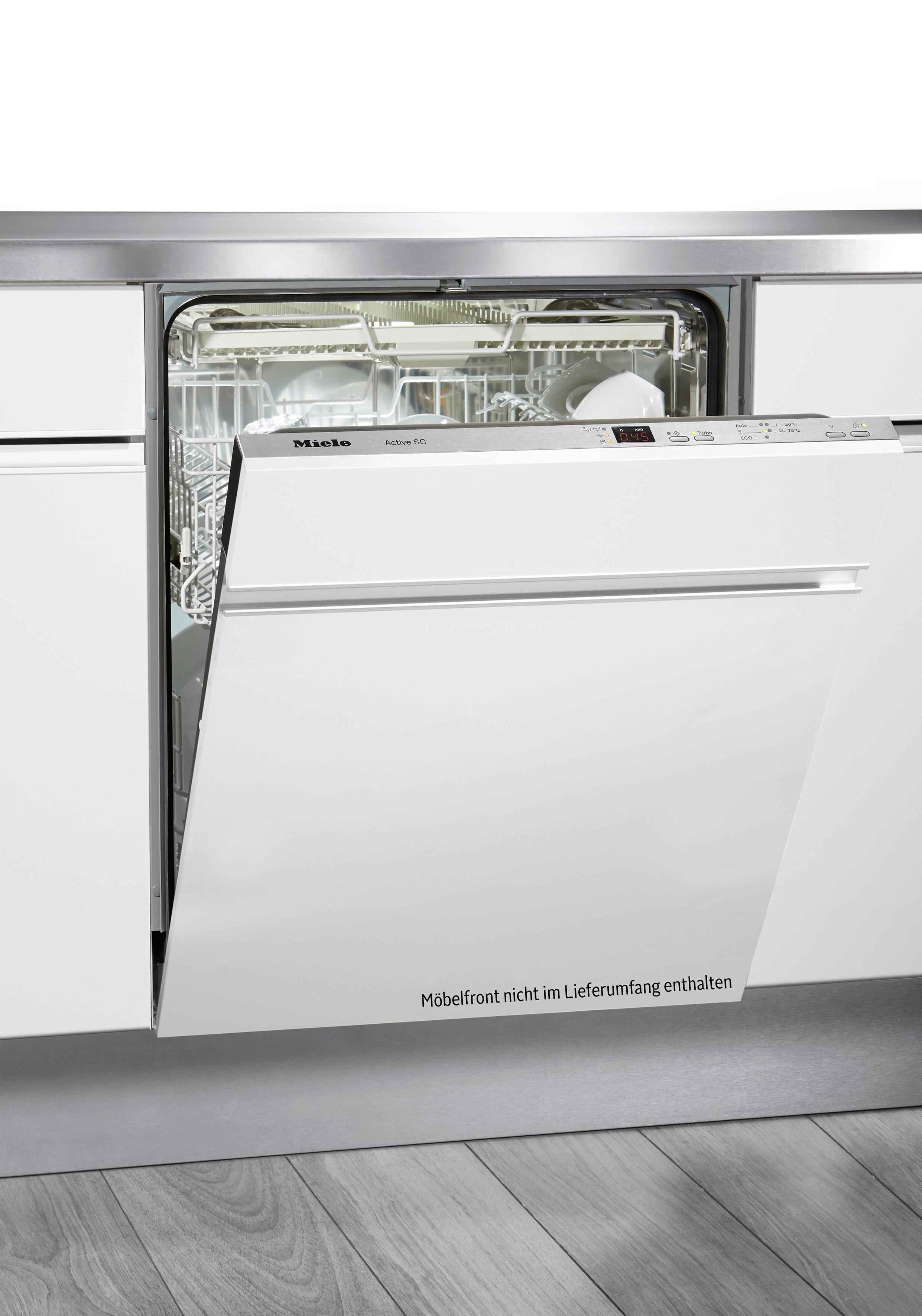 Miele Vollintegrierbarer Einbau-Geschirrspüler G 4268 SCVI XXL Active, A+, 13,5 Liter, 14 Maßgedecke